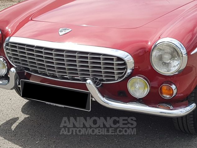 Volvo P1800 S  Rouge Occasion - 5