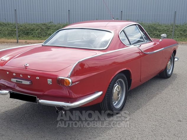 Volvo P1800 S  Rouge Occasion - 6