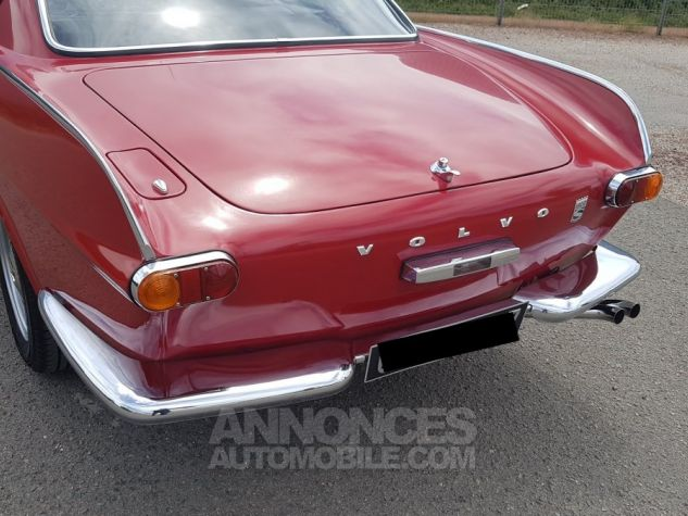 Volvo P1800 S  Rouge Occasion - 7