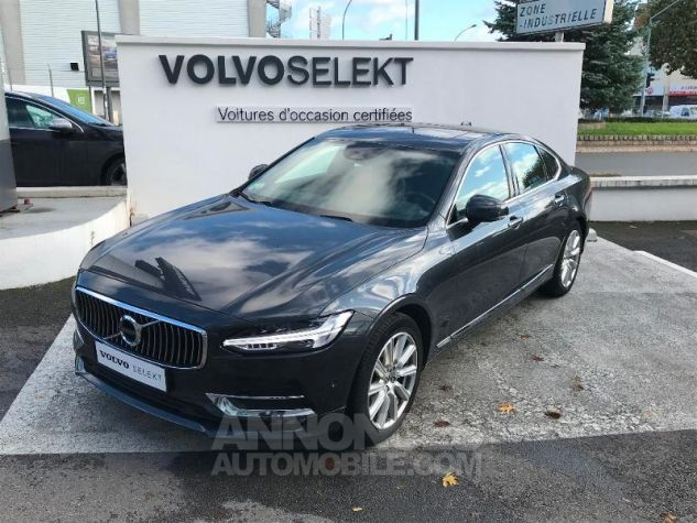 Volvo S90 D4 190ch Inscription Luxe Geartronic GRIS C Occasion - 0