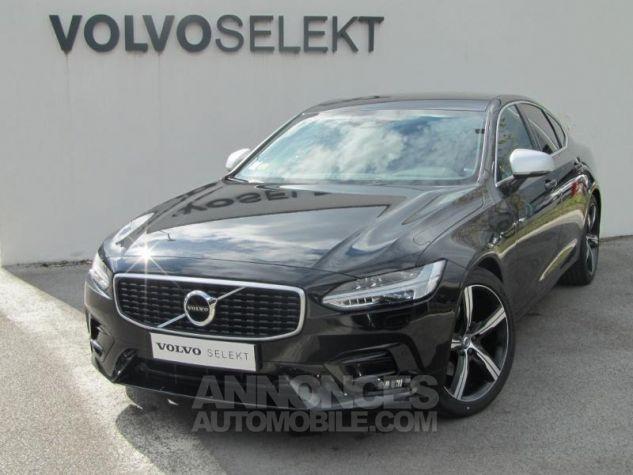 Volvo S90 D4 190ch R-Design Geartronic Noir Onyx Occasion - 0
