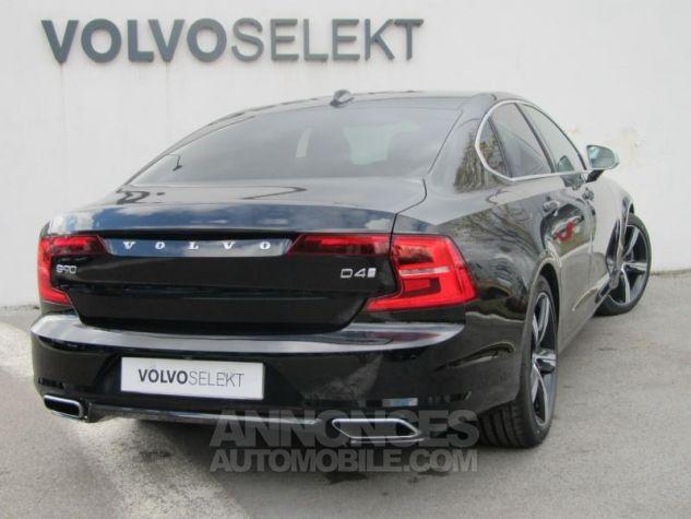 Volvo S90 D4 190ch R-Design Geartronic Noir Onyx Occasion - 1
