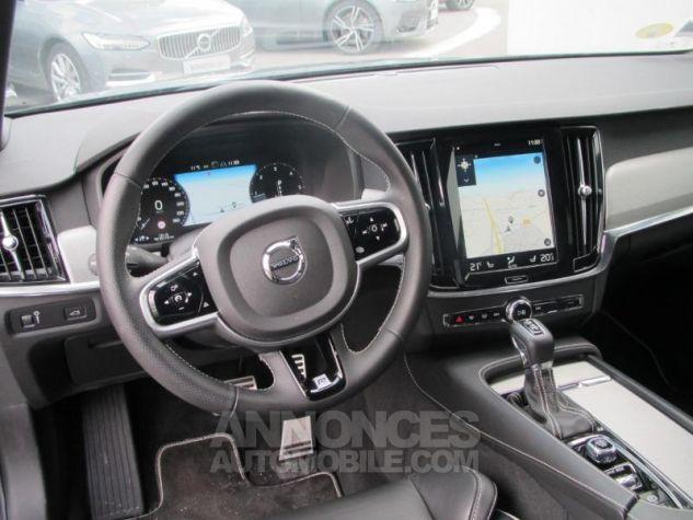 Volvo S90 D4 190ch R-Design Geartronic Noir Onyx Occasion - 5