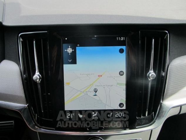 Volvo S90 D4 190ch R-Design Geartronic Noir Onyx Occasion - 6