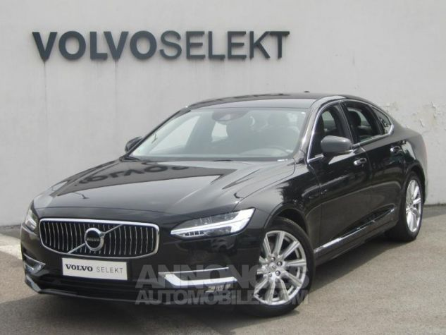 Volvo S90 D4 AdBlue 190ch Inscription Geartronic Noir Onyx Occasion - 0
