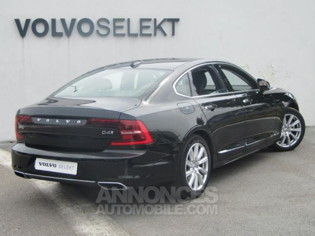 Volvo S90 D4 AdBlue 190ch Inscription Geartronic Noir Onyx Occasion - 1