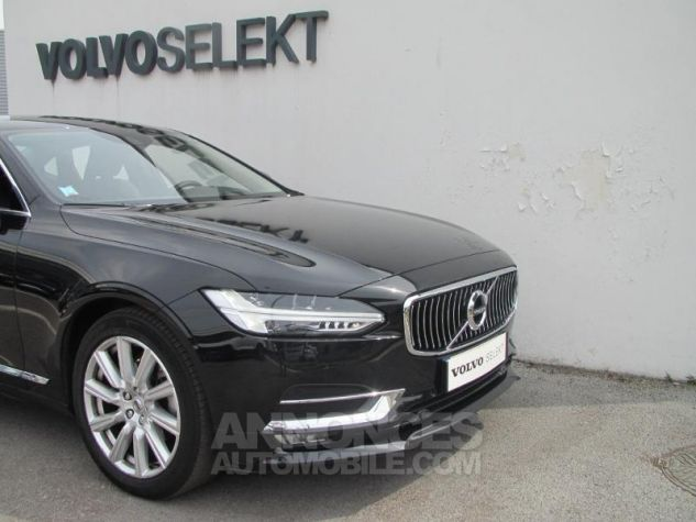 Volvo S90 D4 AdBlue 190ch Inscription Geartronic Noir Onyx Occasion - 17