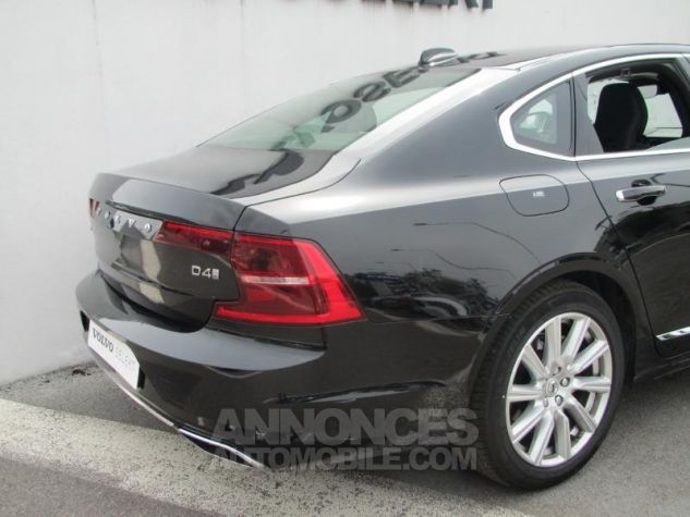 Volvo S90 D4 AdBlue 190ch Inscription Geartronic Noir Onyx Occasion - 18