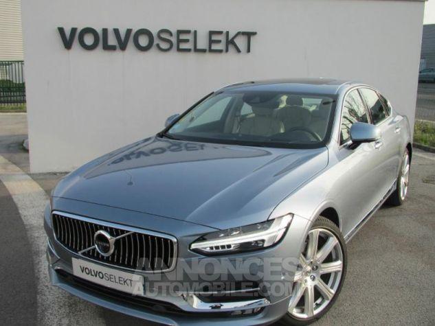 Volvo S90 D5 AWD 235ch Inscription Luxe Geartronic Bleu Baltique Occasion - 0
