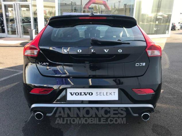 Volvo V40 D3 150ch R-Design NOIR ONYX Occasion - 5