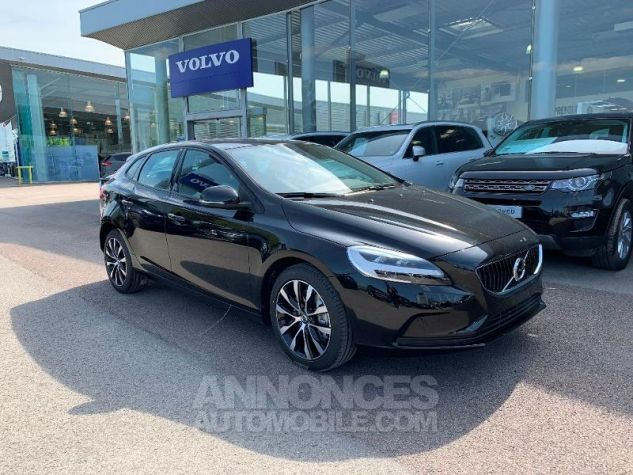 Volvo V40 T2 122ch Signature Edition Geartronic NOIR ONYX Neuf - 0