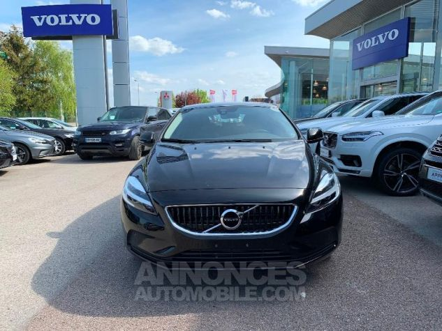 Volvo V40 T2 122ch Signature Edition Geartronic NOIR ONYX Neuf - 6