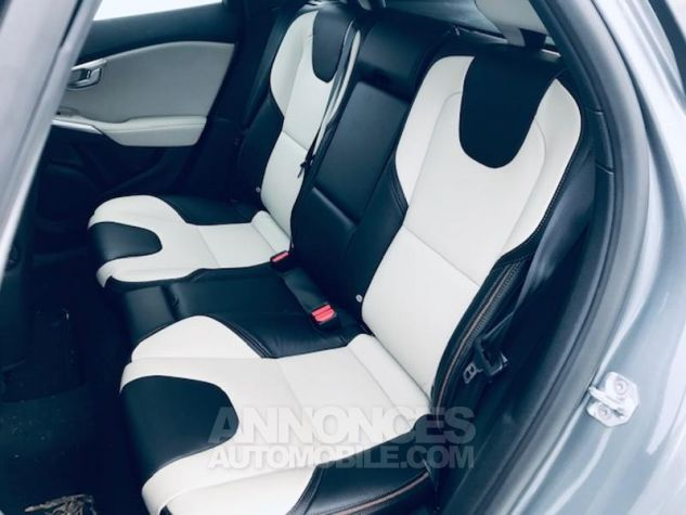 Volvo V40 T3 152ch Signature Edition Geartronic Gris F Occasion - 4