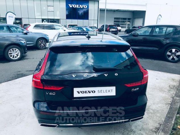 Volvo V60 D4 190ch AdBlue Inscription Geartronic Noir Métal Occasion - 1