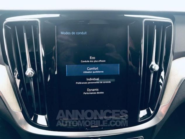 Volvo V60 D4 190ch AdBlue Inscription Geartronic Noir Métal Occasion - 7