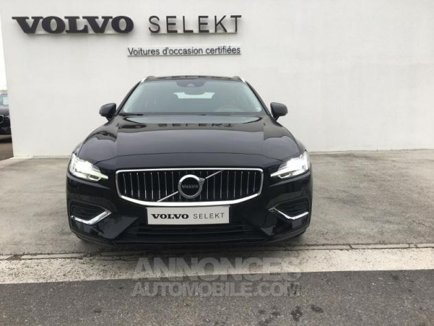 Volvo V60 D4 190ch AdBlue Inscription Luxe Geartronic Noir Onyx Occasion - 7