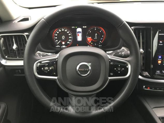 Volvo V60 D4 190ch AdBlue Inscription Luxe Geartronic Noir Onyx Occasion - 12