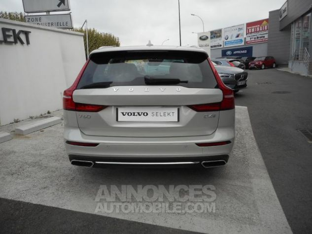 Volvo V60 D4 190ch AdBlue Inscription Luxe Geartronic Blanc Bouleau Occasion - 7