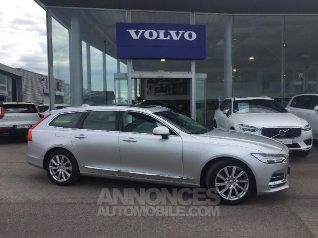 Volvo V90 D4 190ch Inscription Geartronic ARGENT Occasion - 0