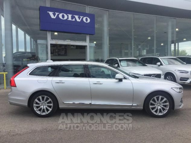 Volvo V90 D4 190ch Inscription Geartronic ARGENT Occasion - 2