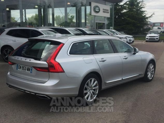 Volvo V90 D4 190ch Inscription Geartronic ARGENT Occasion - 3