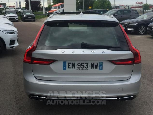 Volvo V90 D4 190ch Inscription Geartronic ARGENT Occasion - 4