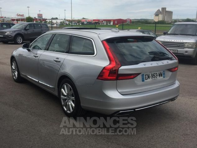 Volvo V90 D4 190ch Inscription Geartronic ARGENT Occasion - 5