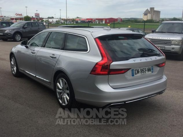 Volvo V90 D4 190ch Inscription Geartronic ARGENT Occasion - 6