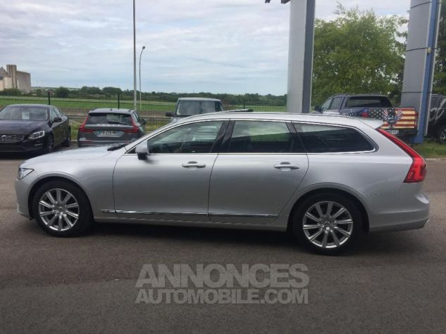 Volvo V90 D4 190ch Inscription Geartronic ARGENT Occasion - 7