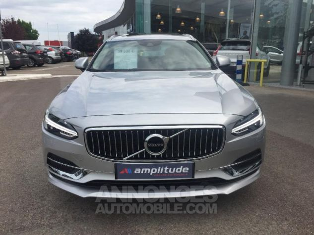 Volvo V90 D4 190ch Inscription Geartronic ARGENT Occasion - 9