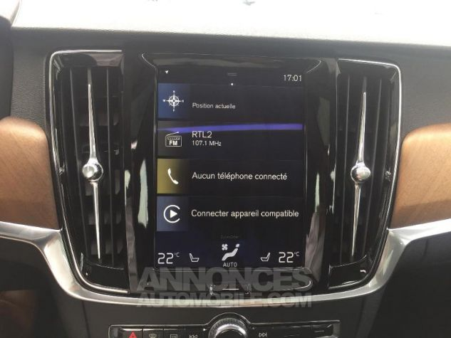 Volvo V90 D4 190ch Inscription Geartronic ARGENT Occasion - 13