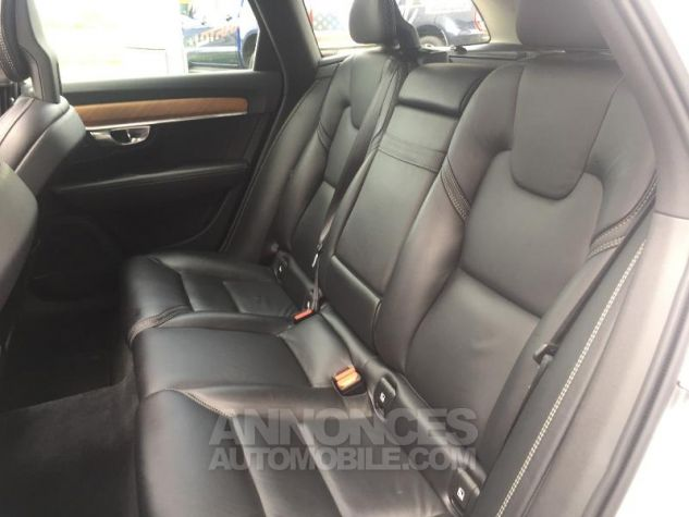 Volvo V90 D4 190ch Inscription Geartronic ARGENT Occasion - 17