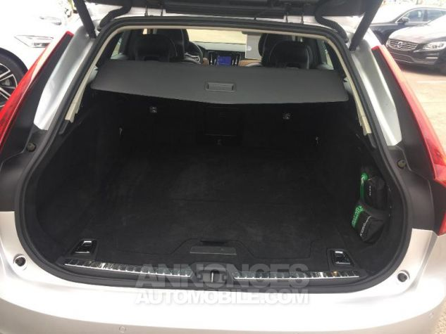 Volvo V90 D4 190ch Inscription Geartronic ARGENT Occasion - 18