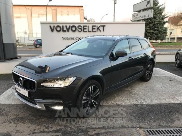Volvo V90 D4 AdBlue AWD 190ch Pro Geartronic Gris Epicea Occasion - 0