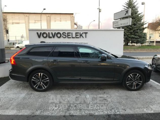 Volvo V90 D4 AdBlue AWD 190ch Pro Geartronic Gris Epicea Occasion - 1