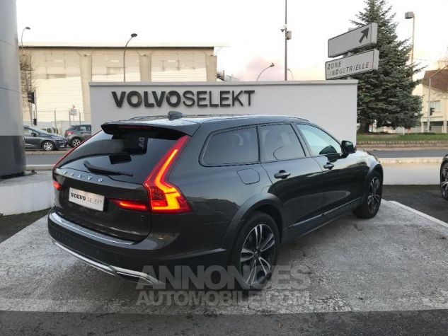 Volvo V90 D4 AdBlue AWD 190ch Pro Geartronic Gris Epicea Occasion - 2