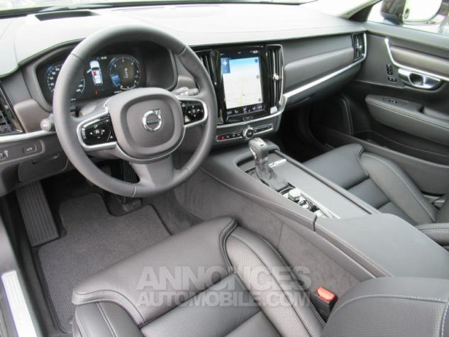 Volvo V90 D4 AWD 190ch Luxe Geartronic BRUN METAL Occasion - 5