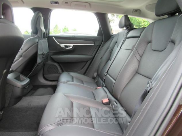 Volvo V90 D4 AWD 190ch Luxe Geartronic BRUN METAL Occasion - 18