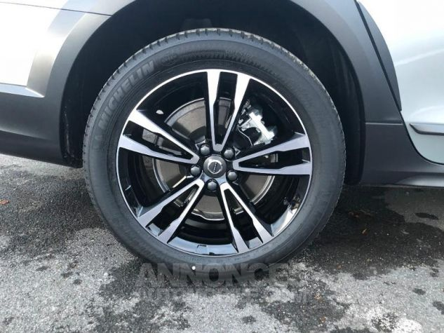 Volvo V90 D4 AWD 190ch Pro Geartronic Gris Clair Métal Occasion - 2