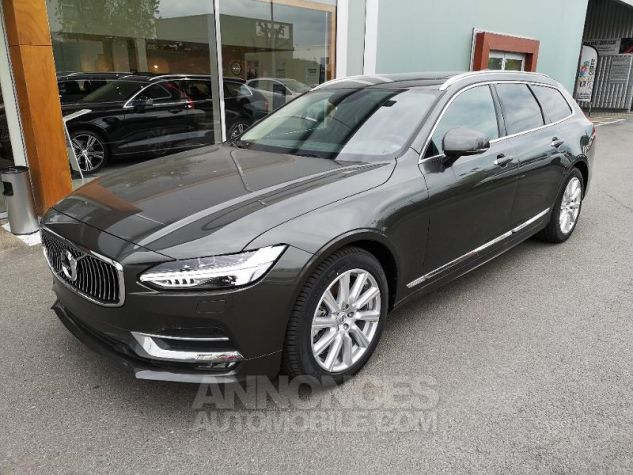 Volvo V90 D5 AdBlue AWD 235ch Inscription Geartronic GRIS EPICEA Neuf - 0