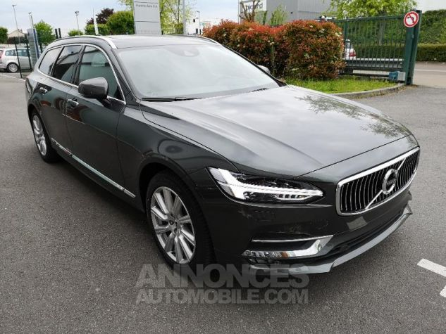Volvo V90 D5 AdBlue AWD 235ch Inscription Geartronic GRIS EPICEA Neuf - 2
