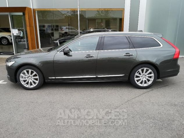 Volvo V90 D5 AdBlue AWD 235ch Inscription Geartronic GRIS EPICEA Neuf - 3