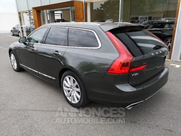 Volvo V90 D5 AdBlue AWD 235ch Inscription Geartronic GRIS EPICEA Neuf - 4