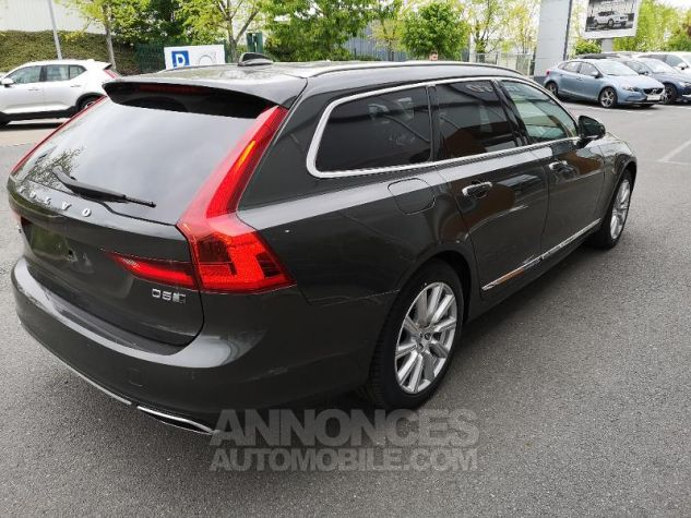 Volvo V90 D5 AdBlue AWD 235ch Inscription Geartronic GRIS EPICEA Neuf - 5