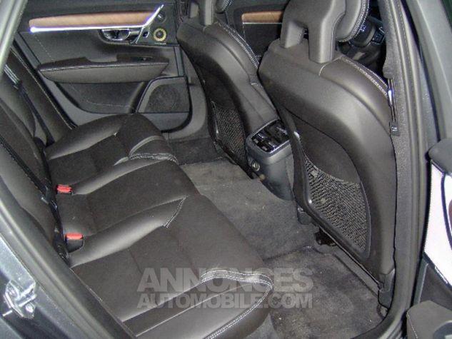 Volvo V90 D5 AWD 235ch Inscription Geartronic GRIS OSMIUM METAL Occasion - 3