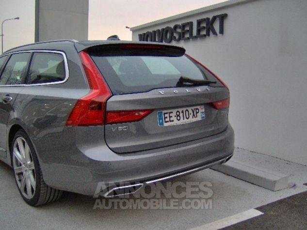 Volvo V90 D5 AWD 235ch Inscription Geartronic GRIS OSMIUM METAL Occasion - 12