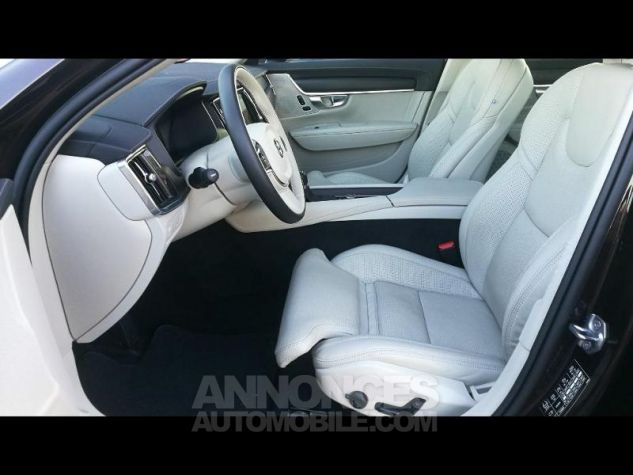 Volvo V90 D5 AWD 235ch Luxe Geartronic Marron Métali Occasion - 4
