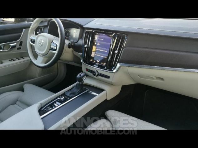 Volvo V90 D5 AWD 235ch Luxe Geartronic Marron Métali Occasion - 6