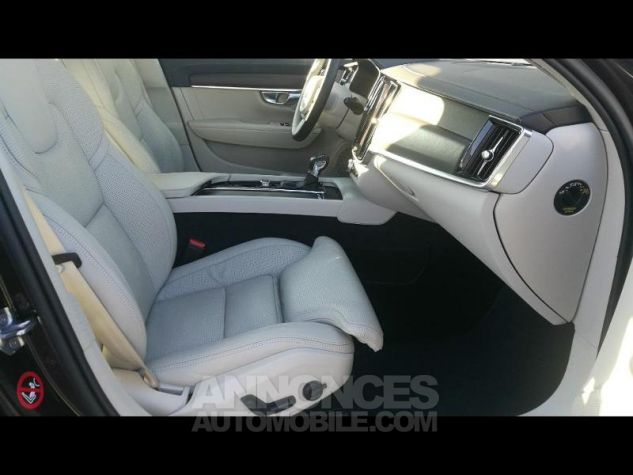 Volvo V90 D5 AWD 235ch Luxe Geartronic Marron Métali Occasion - 7