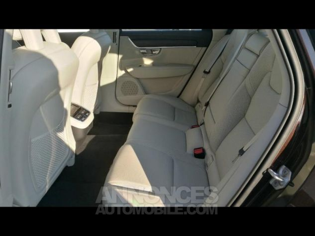 Volvo V90 D5 AWD 235ch Luxe Geartronic Marron Métali Occasion - 8